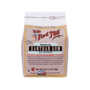 Package of Bob's Red Mill Xanthan Gum